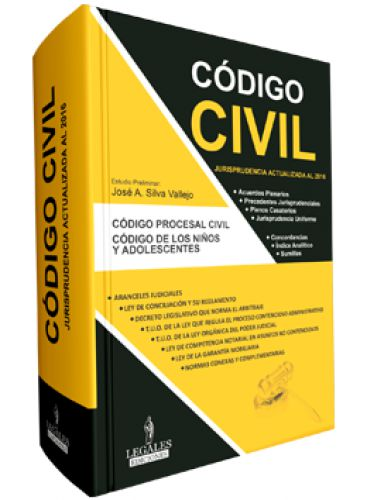 CODIGO CIVIL (11 en 1) CONCORDADO JURISPRUDENCIA ENERO 2021 + Aplicativo MOVIL